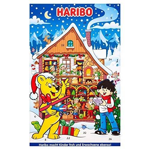 Caramelle gommose con Calendario Avvento - Haribo