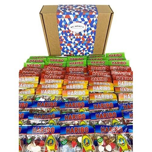 Box caramelle Haribo Mini Bags Sweets Hamper