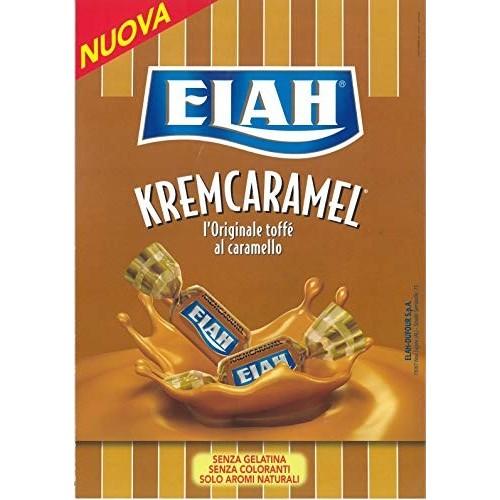 Caramelle Krem Caramel Toffee - Elah
