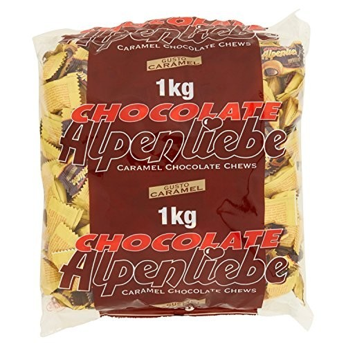 Caramelle Mou ripiene di cioccolato - Alpenliebe