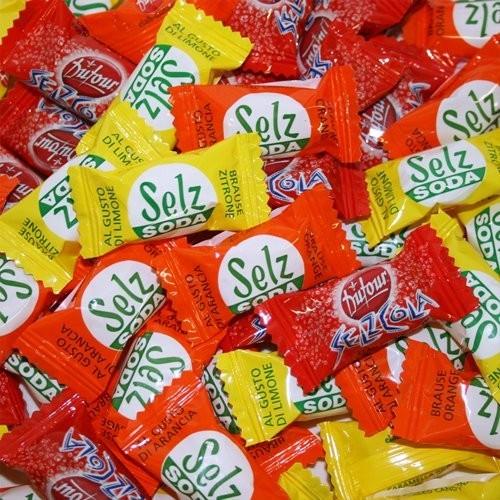 Caramelle Selz Soda assortite - Dufour