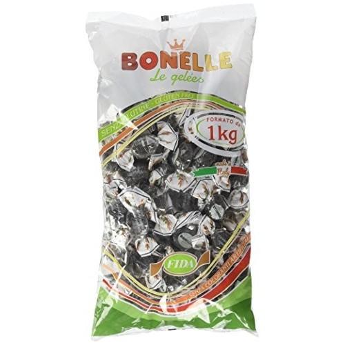 Caramelle le gélees alla Liquirizia, 1 kg - Bonelle