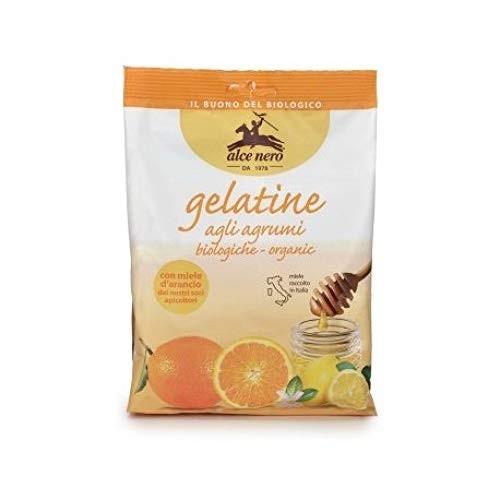 Caramelle alla gelatina Bio -  100g