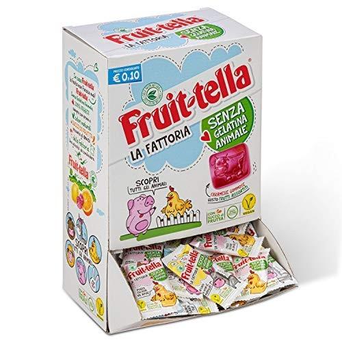 Caramelle Gommose frutti assortiti - Fruittella