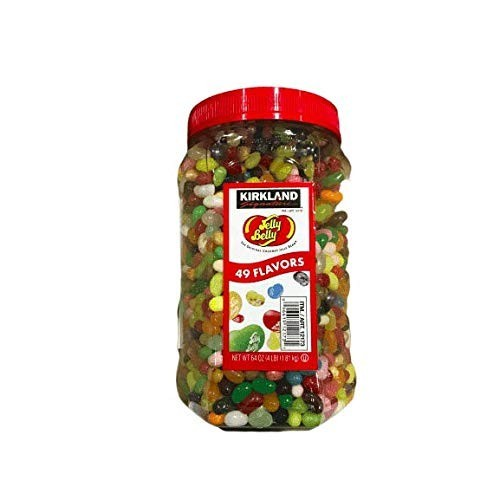 Barattolo di Caramelle Gelatinose 49 sapori da 1.8kg