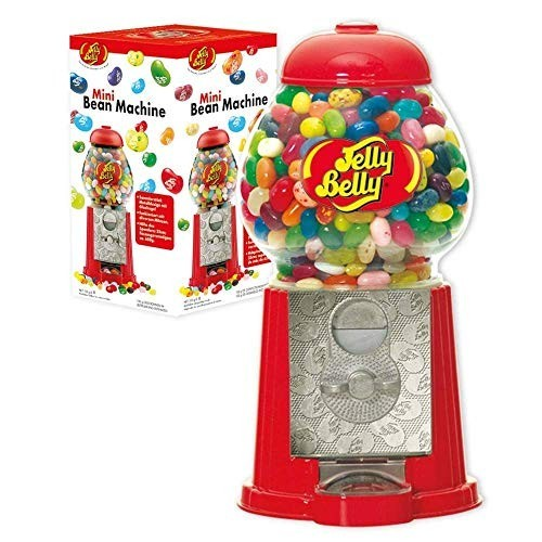Distributore con caramelle Jelly Beans, gusti assortiti