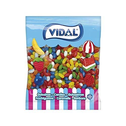 Caramelle Jelly Beans da 2kg - Vidal