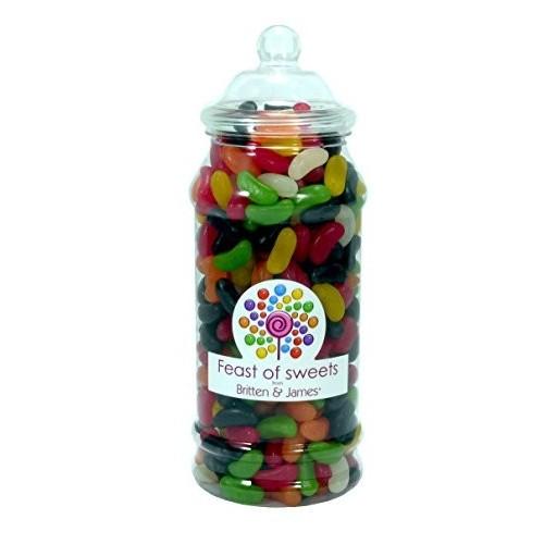 Barattolo maxi da 850gr di caramelle Jelly Beans
