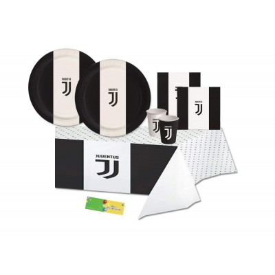 Kit 40 persone F.C Juventus