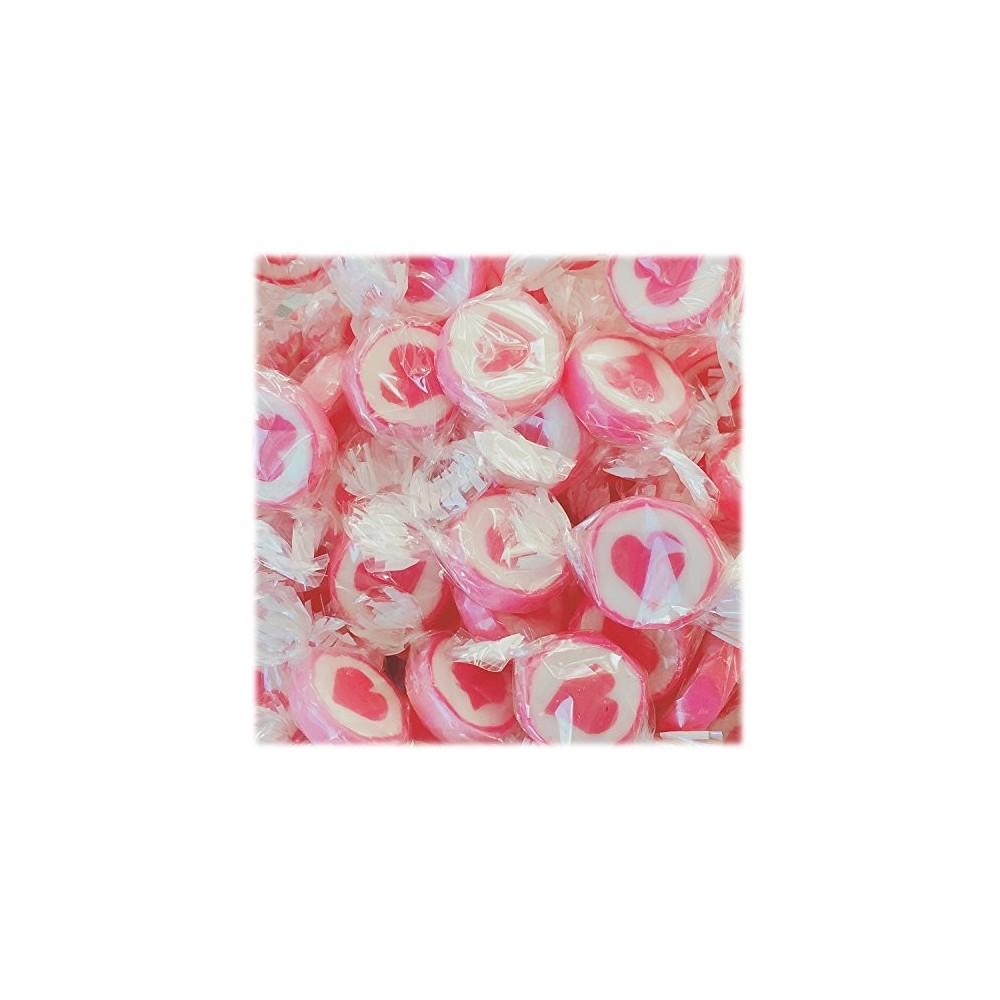 Caramelle artigianali forma cuore