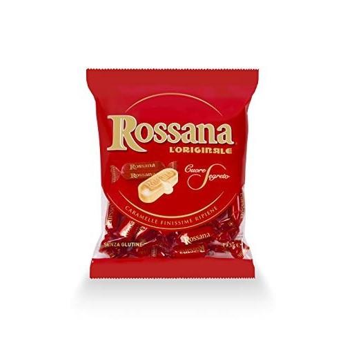 Caramelle Rossana finissime e ripiene da 175 gr