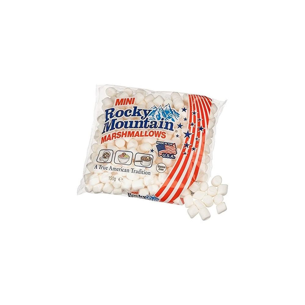 Mini marshmallow bianchi americani gluten free