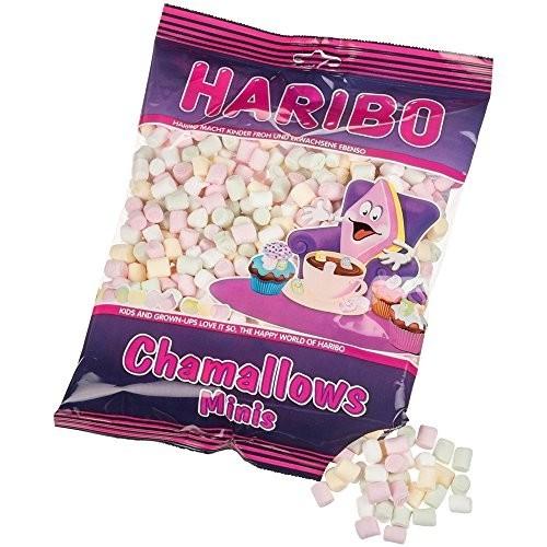 Marshmallow Chamallows Mini Haribo da 200gr