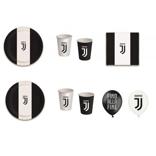Kit 8 persone F.C Juventus