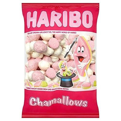Caramelle Haribo Chamallows  Pouf Cocco da 1kg