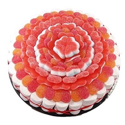 Torta di caramelle Love San Valentino da 27 cm