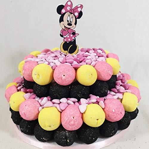 Torta di caramelle Minnie