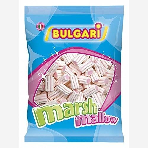 Marshmallow, caramelle striate bulgari da 900gr