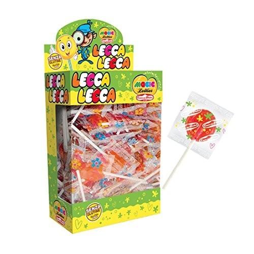Confezione Lecca lecca Magic Lolly da 200pz