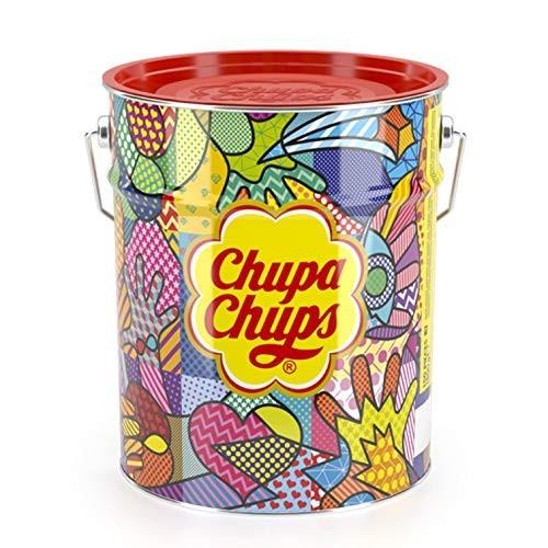 Latta con 150 Lecca Lecca Chupa Chups alla frutta