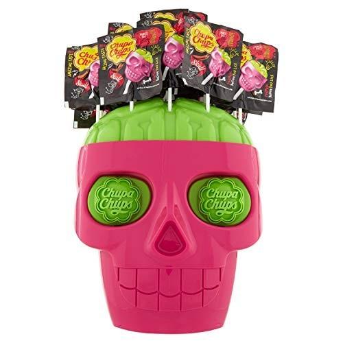 Confezione con 100 Chupa Chups Skull