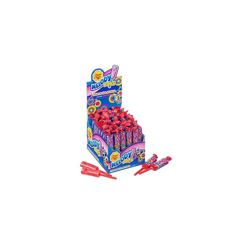 48 Chupa Chups fischietti Melody Pops