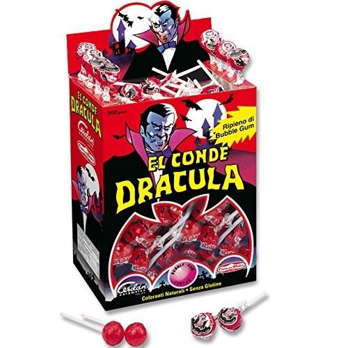 200 Chupa Chups Conte Dracula