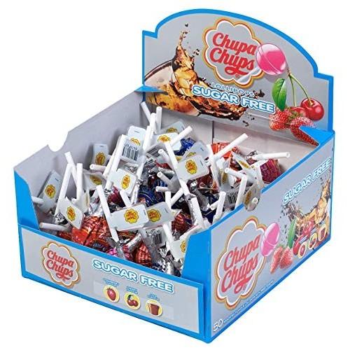50 Chupa Chups assortiti