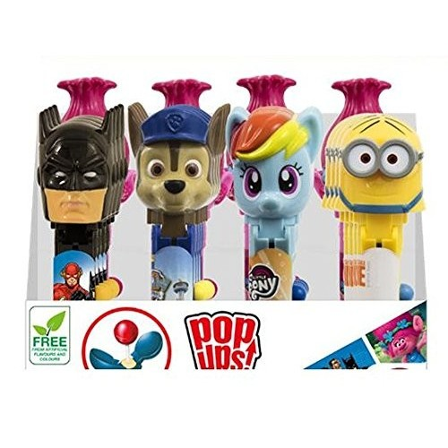 Lecca Lecca: Justice League, Paw Patrol, My Little Pony e Minions