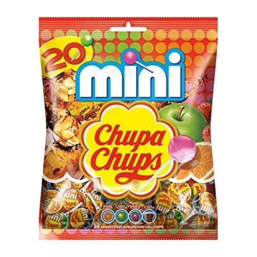 20 Mini Chupa Chups
