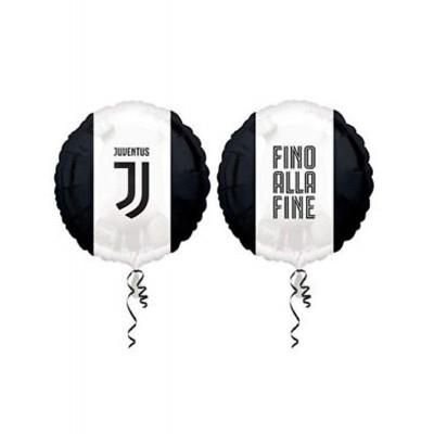 Foil F.C Juventus palloncini in alluminio