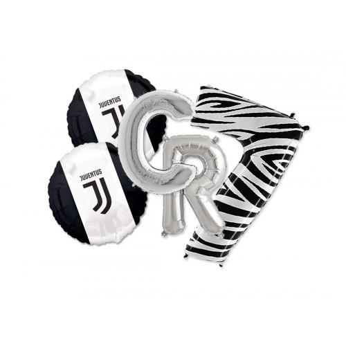 Palloncini CR7 F.C Juventus