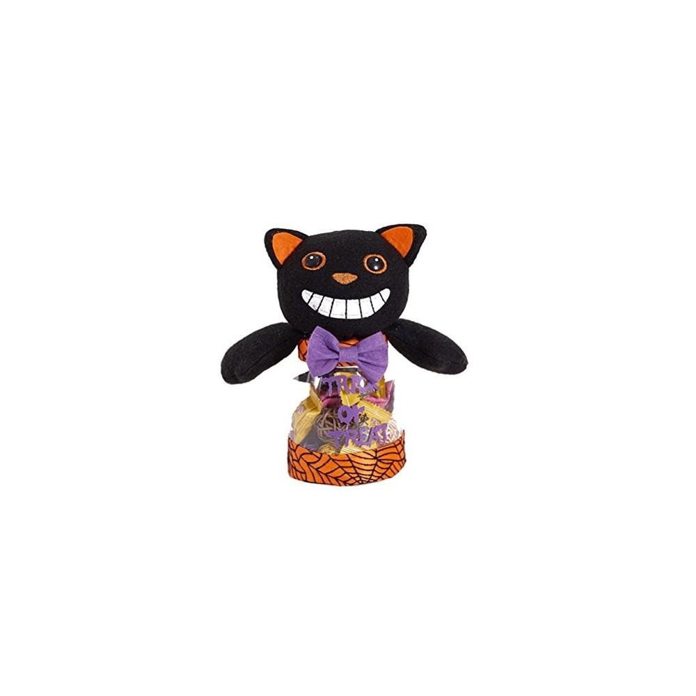 Barattolo di caramelle Halloween - Gatto del Cheshire