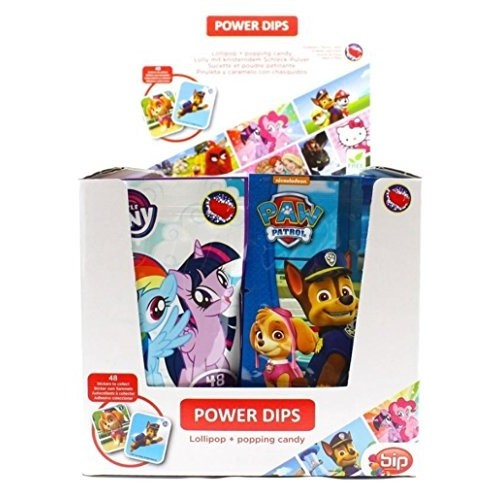36 Lecca lecca Paw Patrol e My Little Pony gusto fragola