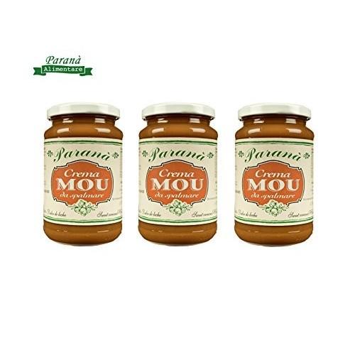 Crema caramelle Mou Parana, 3 confezioni