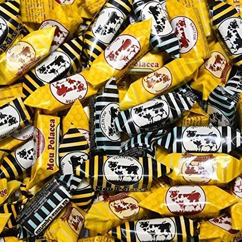Caramelle Mou Polacche Assortite da Kg 4