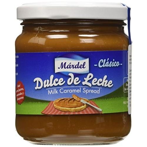 Crema spalmabile caramelle mou - Dulce De Leche, 4 conf. da 250gr