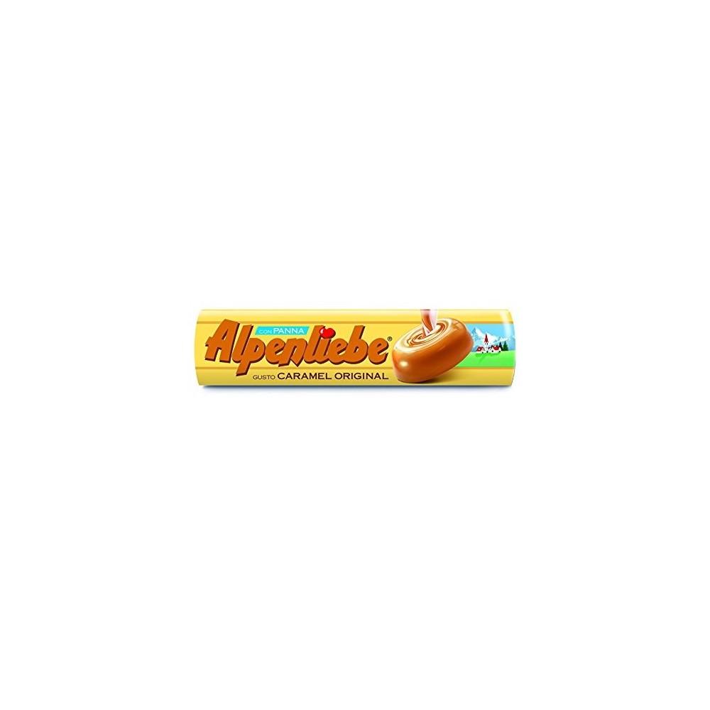 24 Stick Originali Caramelle Mou Alpenliebe Al Latte