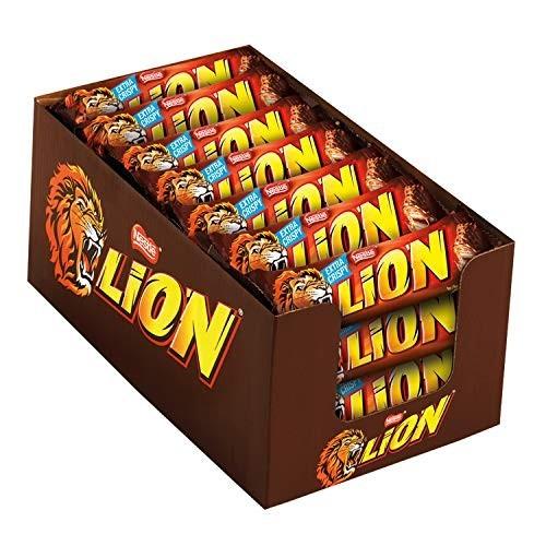 24 snack Wafer Lion della Nestlé - Lion Trio Snack