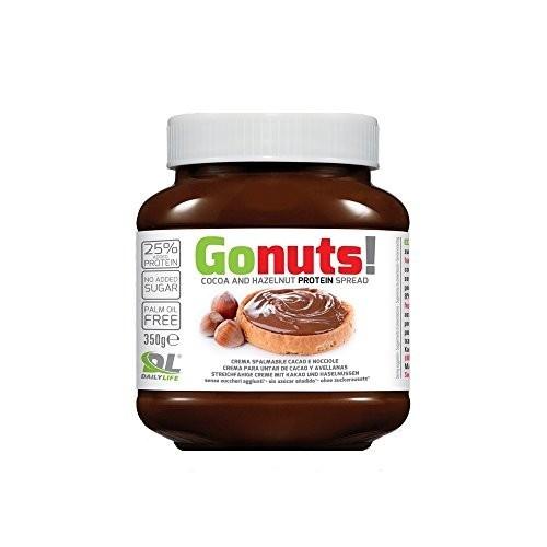Cioccolata al cacao e nocciole - Daily Life Gonuts