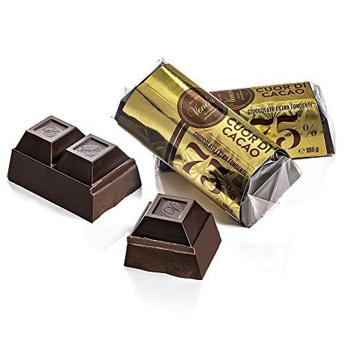 Tavoletta di cioccolato Fondente 75% - Venchi da 185g