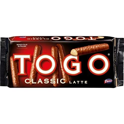 Biscotti Pavesi Togo Classic con Cioccolato al Latte - 120 gr