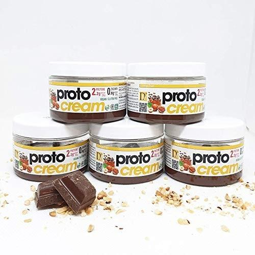 5 conf. di cioccolata proteica spalmabile - Protocream