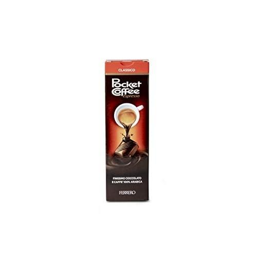 5 confezioni di Pocket Coffee Ferrero