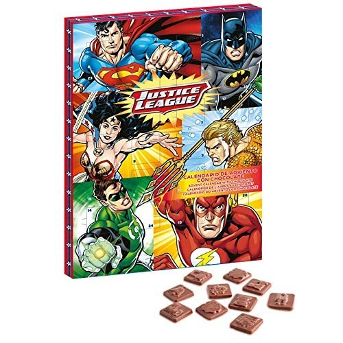 Calendario dell'avvento DC Comics Justice League