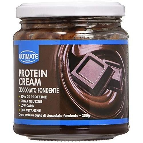 rema Proteica Spalmabile al cioccolato Fondente, 250 g