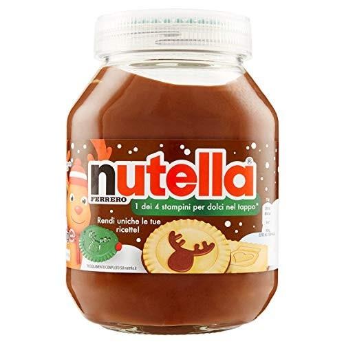 Barattolo Nutella crema di gianduia da 925 g