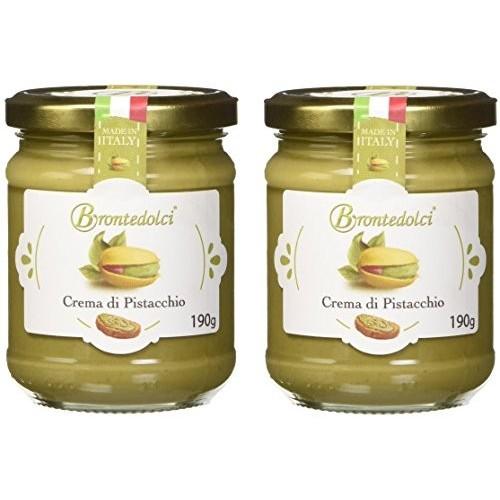 2 vasetti di crema al pistacchio