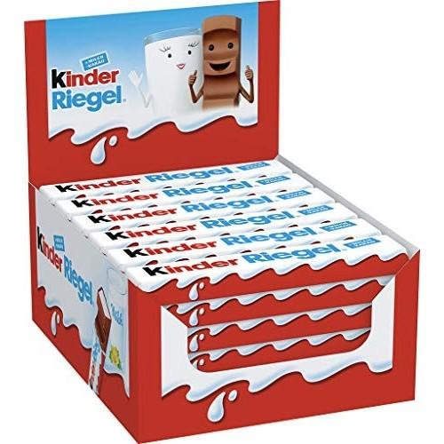 Confezione con 36 barrette Kinder Maxi
