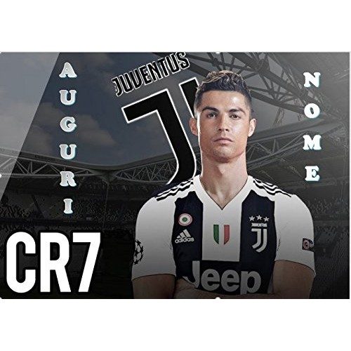 Cialda Juventus - CR7